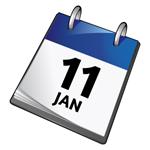 11th January