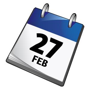 27th Feb