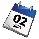 2nd September