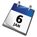 New Term Starts 6th & 7th January