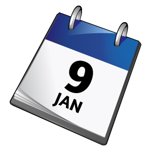 9th Jan